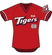 2010 기아 타이거즈 야구유니폼(홈)