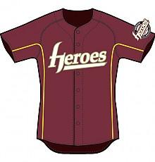 2010 넥센 히어로즈 야구유니폼(원정)
