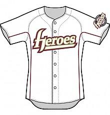 2010 넥센 히어로즈 야구유니폼(홈)
