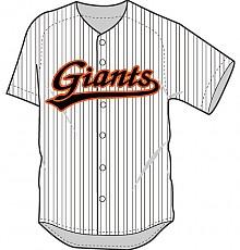 2010 롯데자이언츠 야구유니폼(홈)