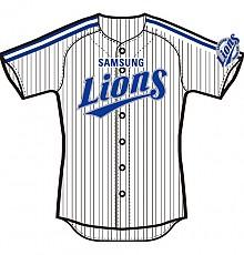 삼성라이온즈 야구유니폼(홈)