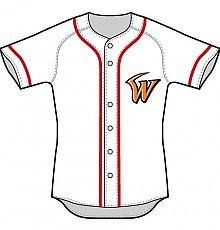 2010 SK와이번스 야구유니폼(홈)