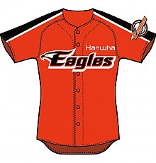 2010 한화이글스 야구유니폼(원정)