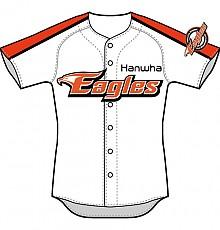 2010 한화이글스 야구유니폼(홈)