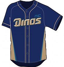 2013 NC Dinos팀 야구유니폼(홈)