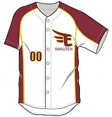 라쿠텐 골든이글스 야구유니폼(홈)