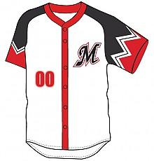 지바 롯데마린스 야구유니폼(홈3)
