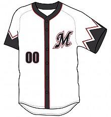 지바 롯데마린스 야구유니폼(홈2)